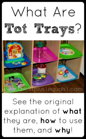 What Are Tot Trays