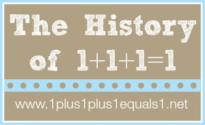 The History of www.1plus1plus1equals1.net