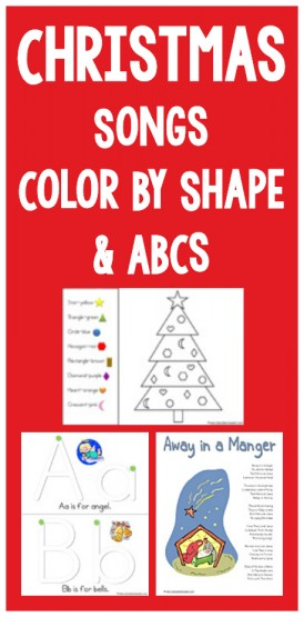 Christmas Printables for Kids