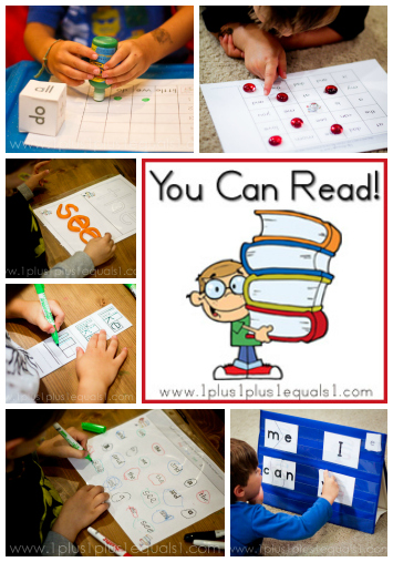 You Can Read Sight Word Program