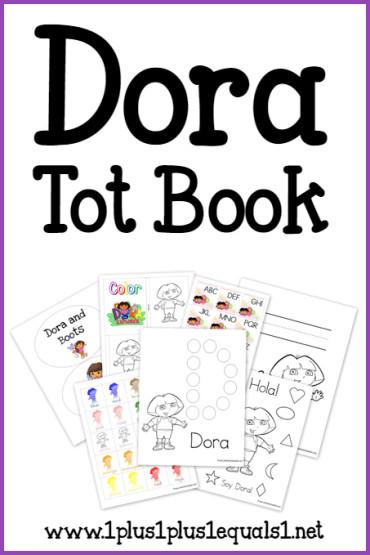 Dora Tot Book