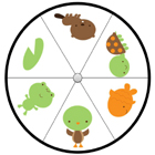 Clip and Learn Pond Beginning Sounds
