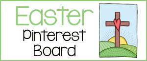 Easter Theme Pinterset Board