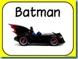 Batman Easy Reader