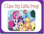 My Little Pony Easy Reader