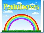 Rainbows Easy Reader