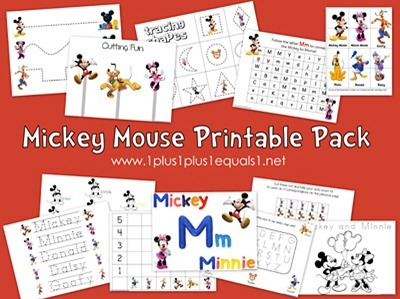 Mickey Mouse Preschool Pack[4]