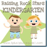 Raising Rock Stars Kindergarten