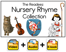 Nursery Rhyme Readeez