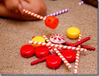 Homeschool Learning Resources Candy Construction Building Set-8296