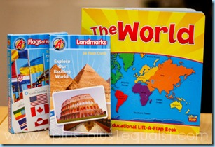 Geography Resources from Target
