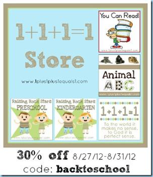 1plus1plus1 Store Sale