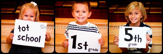 Homeschool Photos