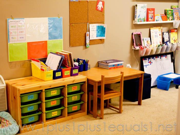 our homeschool room 2012 2013 1 1 1 1