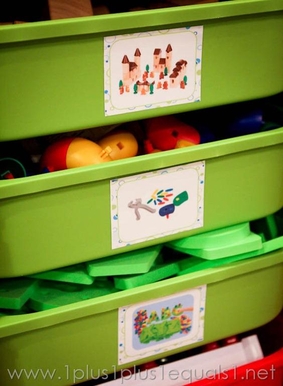 Homeschool Room-0981 & Our Homeschool Room 2012-2013 - 1+1+1u003d1