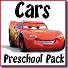 Cars Preschool Pack