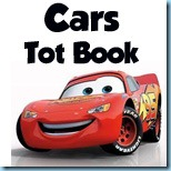 Cars Tot Book