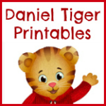 Daniel Tiger Printable Pack