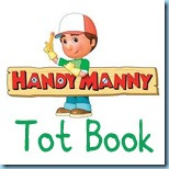 Handy Manny Tot Book