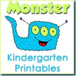 Monster Printables