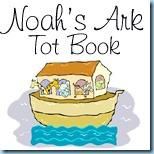 Noah's Ark Tot Book