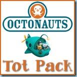 Octonauts Tot Pack