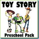 Toy Story Preschool Pack