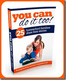 You Can Do it To Homeschooling eBook