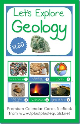 Let's Explore Geology Bundle