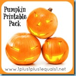 Pumpkin Printable Pack