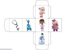 Doc McStuffins Graph