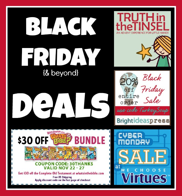 Spread the word archives 1111 black friday deals for homeschoolers 2012 fandeluxe Image collections