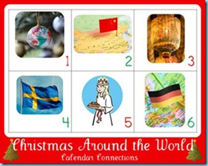 Calendar Connections Christmas Around the World a