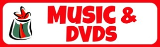 Music and DVDs for Preschoolers