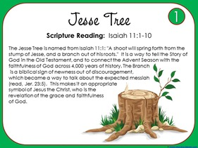 The Jesse Tree eBook 1