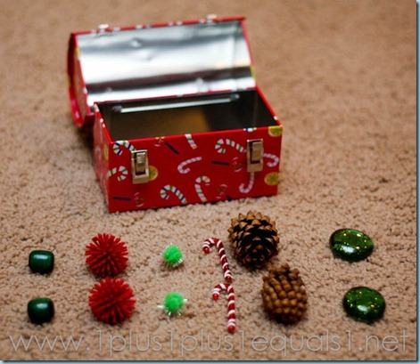 Christmas Sensory Bin-5109