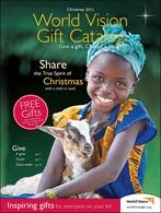 World Vision Gift Catalog 2012