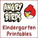 Angry Birds K Printables