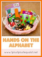 Hands on the Alphabet