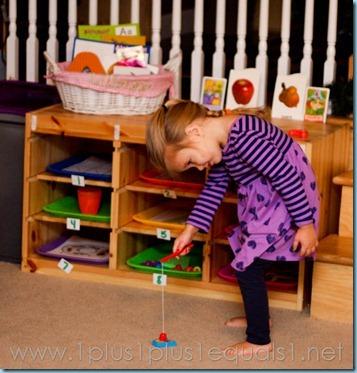 Home Preschool Letter A -8085