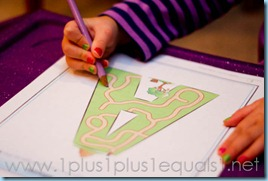 Home Preschool Letter A -8110
