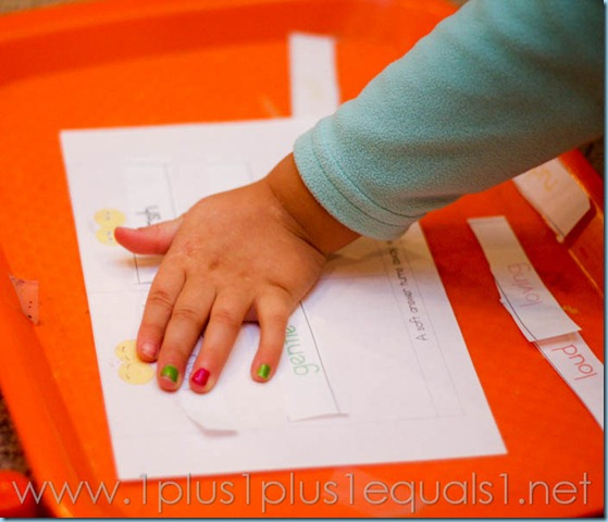 Home Preschool Letter A -8183