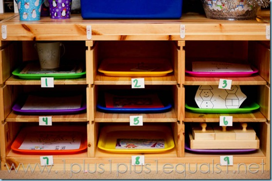 Home Preschool Winter Theme -6993