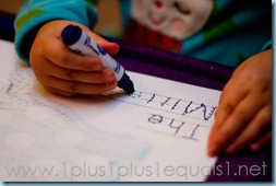 Home Preschool Winter Theme -7006