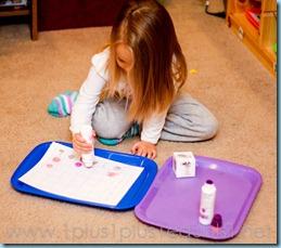 Home Preschool Winter Theme -7103