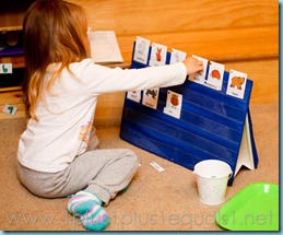 Home Preschool Winter Theme -7107