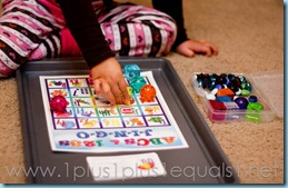 Home Preschool Winter Theme-7477