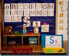 Homeschool Tot School Letter S -1151