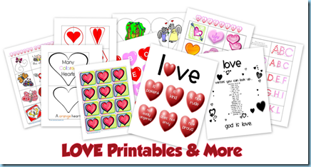 Love Printables and More