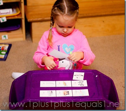Home Preschool Letter B -8226
